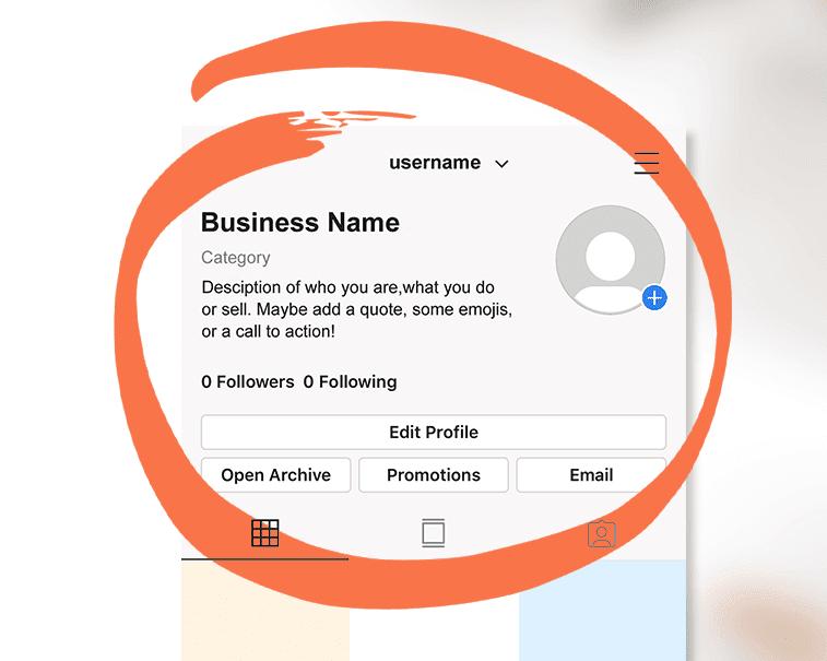 Как создать правильное БИО для Instagram