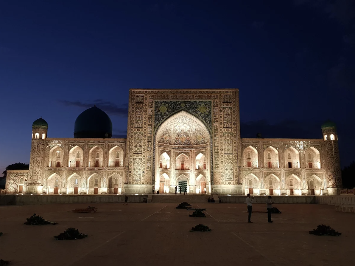 Узбекистан в цифровой индустрии